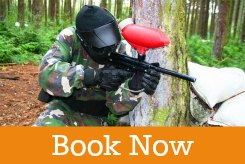 Paintballing in Nottingham booking